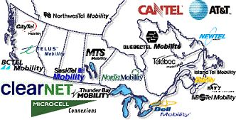 wireless carriers in canada Looking for new cell phones shop for new cell phones, iphones, unlocked phones, iphone accessories, contract mobile phones and more walmartcom save money live better.